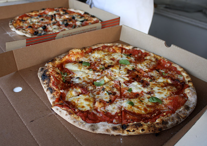 jalopy pizza handmade pizza from our wood fired oven